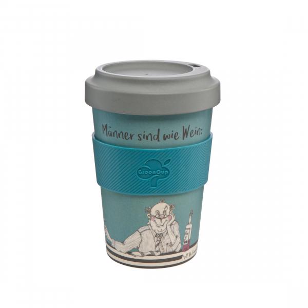 Dekoralia.de - Goebel Männer sind wie Wein - Kaffee Mug to